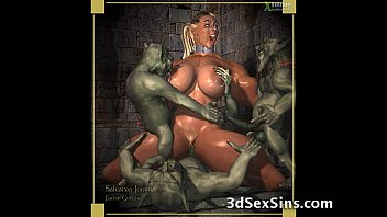 3D Creature and Beastsex Compilation