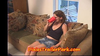 Step daughter on house arrest gets her pretty fucked by her stepdad