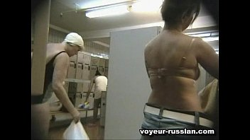 Secret video voyeur in locker room