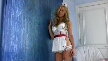 Kayden Kross French Maid